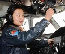 Wang Yaping, candidata a taikonauta/  nasaspaceflight.com